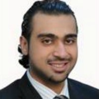Mohamed Almutawa at Accounting & Finance Show Middle East 2018
