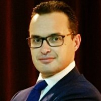 Mohamed Faycal Charfeddine at Accounting & Finance Show Middle East 2018