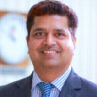 Rajesh Mohnot at Accounting & Finance Show Middle East 2018