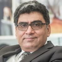 Vijay Sajjanhar at Accounting & Finance Show Middle East 2018
