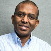 Ismail Ahmed at Seamless East Africa 2018