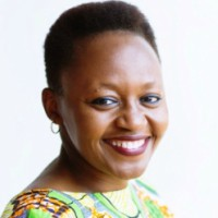 Nshuti Lucy Mbabzai at Seamless East Africa 2018
