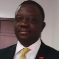 Bamidele Olalekan Oseni at Seamless East Africa 2018