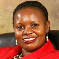 Anne Mulindwa Nakawunde at Seamless East Africa 2018