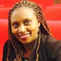 Muriuki Mary Muthoni at Seamless East Africa 2018