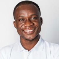 Saviour Kwaku Dzage at Seamless East Africa 2018