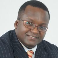 Moses Kemibaro at Seamless East Africa 2018