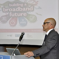 Chris Taylor at Connected Britain 2018