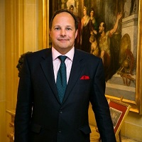 Roger Marris, Chief Executive Officer, The Ritz Club, London