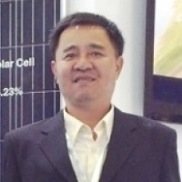 Duy Thach Ngo at The Solar Show Vietnam 2018
