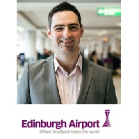 Stuart Cotterell, Head of Business Applications, Edinburgh Airport