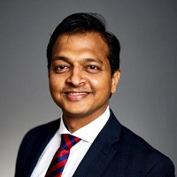 Abhay Shah, Vice President, Business Development, Asia Power Development Platform (APDP)
