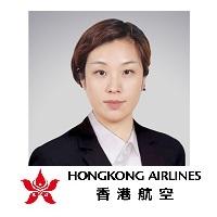 Stella Chen at Aviation Festival