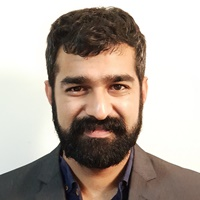 Sahil Gupta at Seamless Asia 2018