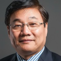 Greg Guocheng Pan at The Mining Show 2018