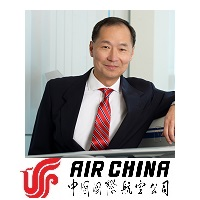 Zhihang Chi, VP North America, Air China Limited
