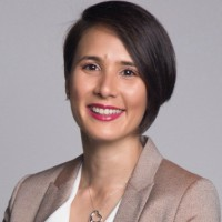 Talin Vahanian at Seamless Middle East 2019