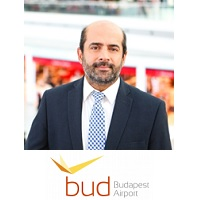 Kam Jandu, Chief Commercial Officer, Budapest Airport