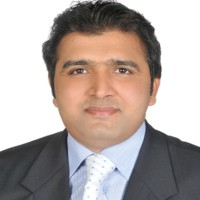 Mahar Afzal at Accounting & Finance Show Middle East 2018