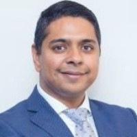 Sumeet Nayyar at Accounting & Finance Show Middle East 2018