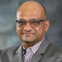 Rajesh Garg at Accounting & Finance Show Middle East 2018