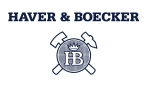 HAVER & BOECKER, exhibiting at The Mining Show 2019