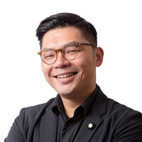 Jason Hsu at Seamless Asia 2018