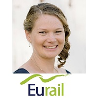 Nadine Koszler, Public Relation and Communications Manager, Eurail Group GIE