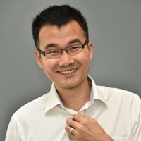 Allen Lin at Seamless Asia 2018