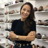 Stephanie Benedetti at Accounting & Finance Show Asia 2018