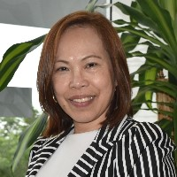 Dr Evelita E. Celis at Accounting & Finance Show Asia 2018