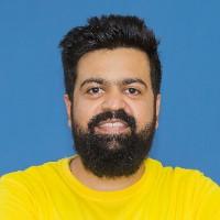Pratik Dholakiya at Accounting & Finance Show Asia 2018