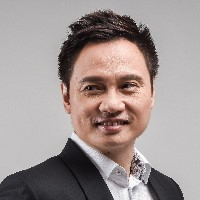 Vincent Lee at Accounting & Finance Show Asia 2018