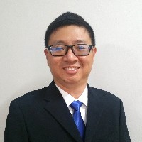 Christopher Lim at Accounting & Finance Show Asia 2018