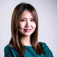 Daphne Ng at Accounting & Finance Show Asia 2018