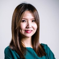 Daphne Ng at Accounting & Finance Show Asia 2018