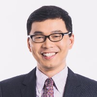 Dr Jiwei Wang at Accounting & Finance Show Asia 2018