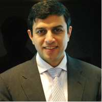 Sanjay Sharma at The Aviation Show MEASA 2018