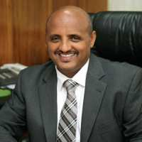 Tewolde Gebremariam at The Aviation Show MEASA 2018