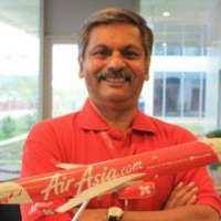 Suresh Nair at The Aviation Show MEASA 2018