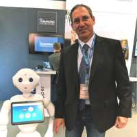 Daniel Wishnia at Travel Tech Show MEASA 2018