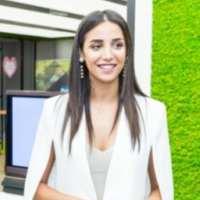 Aya Sadder at Travel Tech Show MEASA 2018