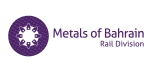 Metals of Bahrain - MEBA, exhibiting at Middle East Rail 2019
