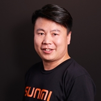 Sam Su at Seamless Asia 2018