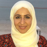 Nadine Samra at Telecoms World Middle East 2018