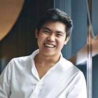 Kendrick Wong at Seamless Asia 2018