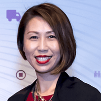 Megan Ong at Seamless Asia 2018