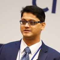 Malikkhan Kotadia at Seamless Middle East 2019