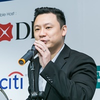 Max Ng at Seamless Asia 2018