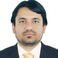 Muhammad Adil Abbasi at Accounting & Finance Show Middle East 2018